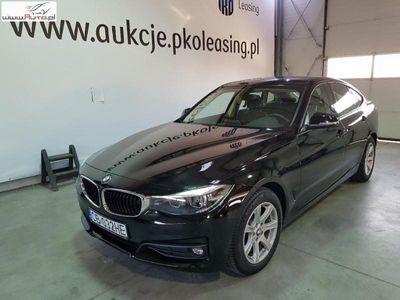 używany BMW 318 2dm 150KM 2017r. 24 583km