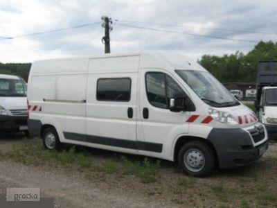 używany Citroën Jumper II MAXI, 9 osobowy, klimatyzacja!