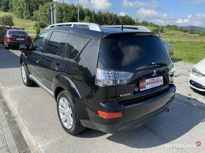 używany Mitsubishi Outlander Raty/Zamiana Gwarancja 7 osób 4x4 II (2006-2013)