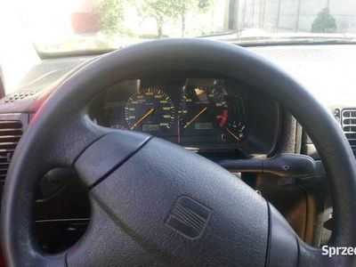 używany Seat Cordoba Vario 1.6