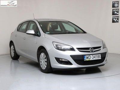 używany Opel Astra 1.6dm3 110KM 2015r. 106 047km WD3418K ! Enjoy ! Pakiet Flotowy 2 ! Serwisowany !