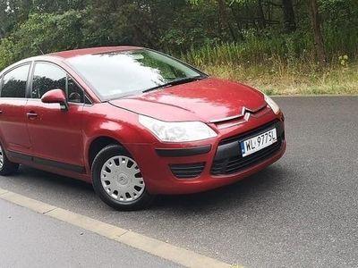 używany Citroën C4 I Piekny