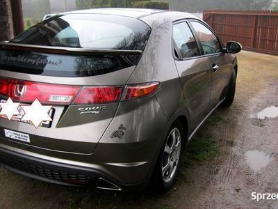 używany Honda Civic Ufo 1.8VTEC + GAZ 5 drzwi