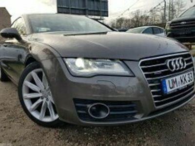 używany Audi A7 I (4G) 3.0 Tdi 245 km 4x4