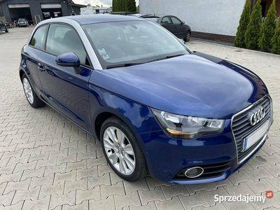 używany Audi A1 niebieski 86KM