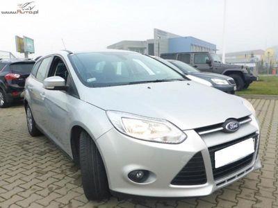 używany Ford Focus Focus 1.6dm3 95KM 2014r. 138 459km1.6 TDCi Trend FV 23%, Gwarancja!!