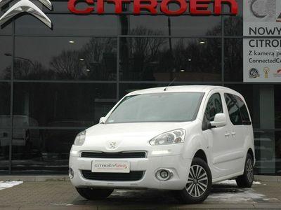 używany Peugeot Partner II 92 KM Krajowy 1 właściciel F-Vat 23% Serwisowany w ASO