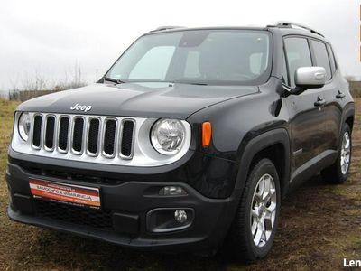 używany Jeep Renegade 1.6dm3 120KM 2016r. 31 256km Limited