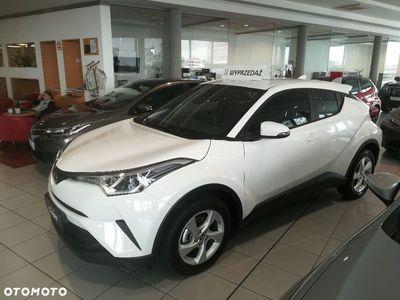 używany Toyota C-HR