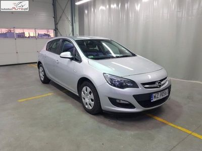 używany Opel Astra Astra 1.7dm3 110KM 2014r. 148 685km IV Hatchback 12-16,IV 1.7 CDTI Essentia
