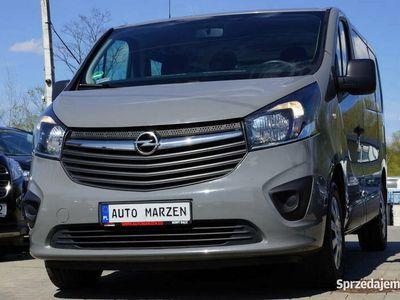 używany Opel Vivaro 1.6 Diesel 125 KM 9osób Salon PL FV23% GWARANCJA