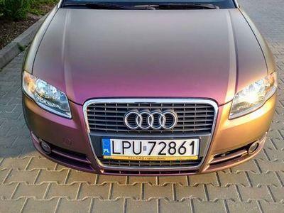 używany Audi Cabriolet 2007r 1.8T BENZYNA ORYGINALNY PRZ,120.000km