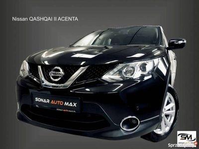 używany Nissan Qashqai Qashqai 1.5dm3 110KM 2014r. 120 981kmII Acenta