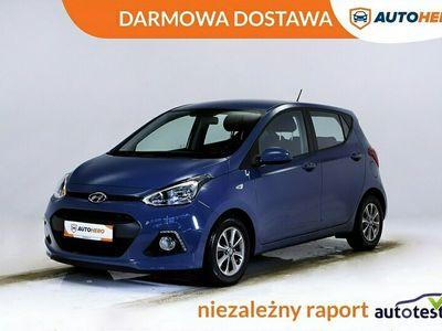 używany Hyundai i10 DARMOWA DOSTAWA, Hist Serwis, Grzane fotele, LED, Klima, II (2013-)