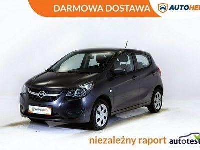 używany Opel Karl DARMOWA DOSTAWA, Klimatyzacja, Historia serwisowa ASO I (2015-)