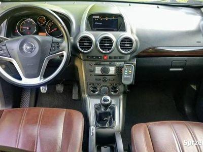 używany Opel Antara 2dm 150KM 2010r. 288 000km