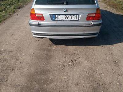 używany BMW 318 E46 td touring