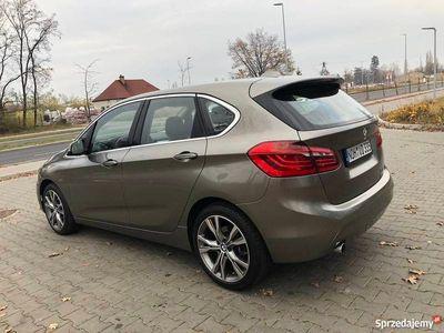 używany BMW 218 d