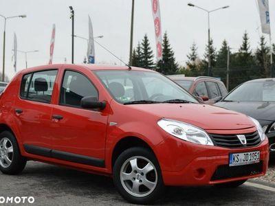 używany Dacia Sandero 1.4dm 75KM 2009r. 81 000km