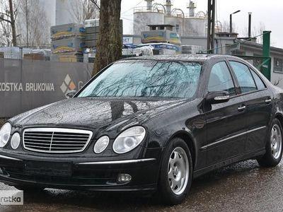 brugt Mercedes 220 Klasa E W211Avantgarde,Oryginał,Po Opłatch,Top,185 tys km.
