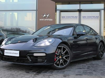 używany Porsche Panamera 4dm 460KM 2019r. 24 900km