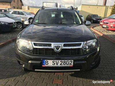 używany Dacia Duster Duster 1.6dm3 105KM 2013r. 160 000km1,6 Benzyna Klima Stan TOP Opłacony !!!