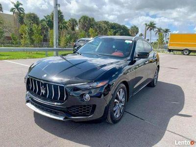 używany Maserati Levante Luxury 3.0l V6 benz. autom. 8-bieg. 430KM 2017