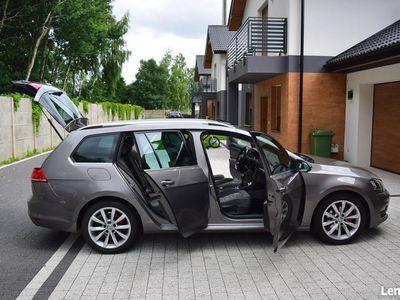używany VW Golf VII VARIANT HIGHLINE