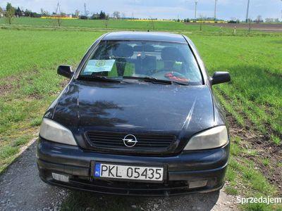 używany Opel Astra G-CC