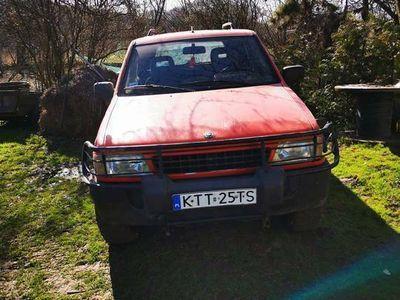 używany Opel Frontera 4x4