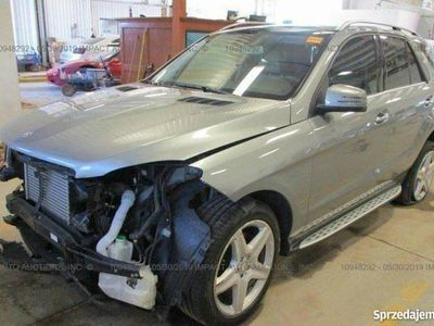 używany Mercedes ML350 BlueTEC 4MATIC V6 258KM +48 782236023