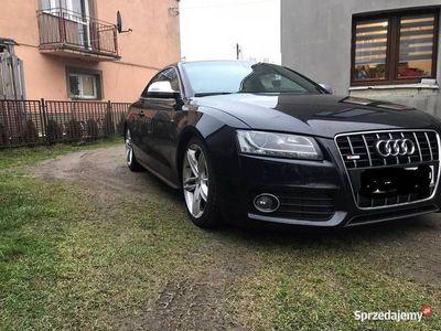 używany Audi A5 Bang&Olufsen s-line Kubelki 2.7 230KM/Zamiana