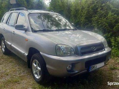 używany Hyundai Santa Fe 2.4 LPG Klimatyzacja 2005