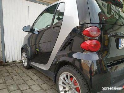 używany Smart ForTwo Coupé 1.0 turbo, 2009, zadbany. Gdynia