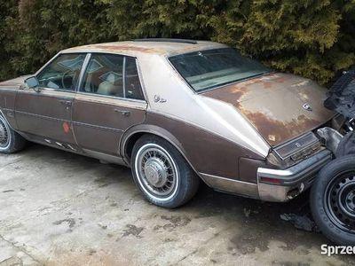 używany Cadillac Seville 4.1 1981 do odrestaurowania