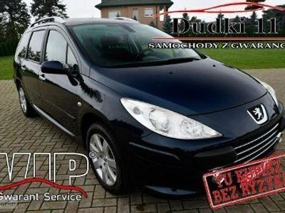 używany Peugeot 307 II 2,0b DUDKI11 Panorama Dach,Klimatronic,alu,kredyt,GWARANCJA