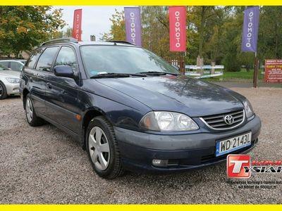 używany Toyota Avensis !!! Bemowo !!! 2.0 Diesel, 2001 rok produkcji !!! KLIMATYZACJA !!! I (1997-2002)