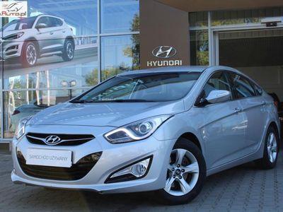 brugt Hyundai i40 1.7dm3 115KM 2014r. 56 900km 1.7 CRDi 115 KM Salon Polska od Dealera 1wł. Comfort LED Klima Vat23%