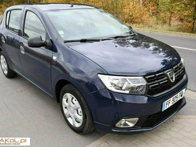 używany Dacia Sandero 1dm 73KM 2019r. 31 241km
