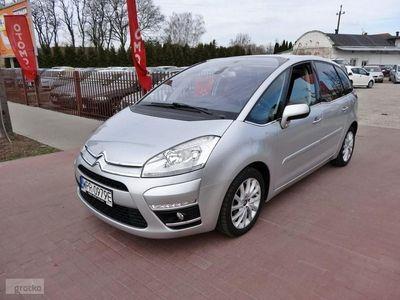 brugt Citroën C4 Picasso 2dm3 150KM 2011r. 99 000km Opłacony 2.0 Automat Zadbany Exclusive