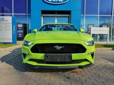 używany Ford Mustang 5dm 450KM 2019r. 1km