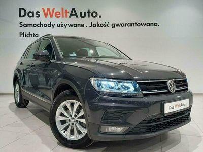 używany VW Tiguan 2dm 150KM 2019r. 29 560km