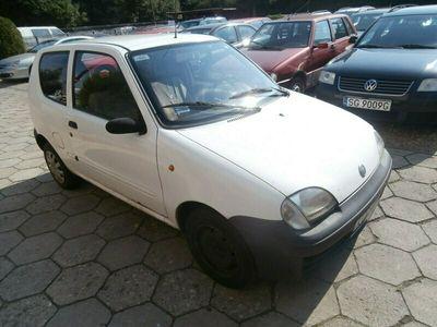 używany Fiat Seicento 1.1dm 55KM 2004r. 179 000km
