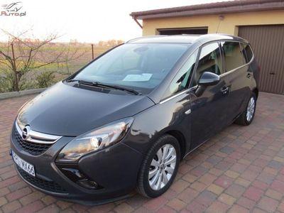 gebraucht Opel Zafira 1.6dm3 136KM 2015r. 116 600km 1.6 CDTi 136 KM 7-Osobowy Gwarancja