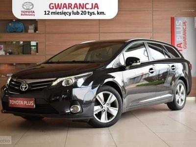 brugt Toyota Avensis III 2.0 D-4D Premium + Executive + Navi Salon PL ASO Gwarancja 12 mc