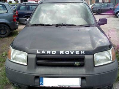 używany Land Rover Freelander 4x4