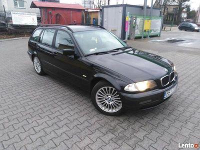 używany BMW 320 e46 d 136km Touring Białystok