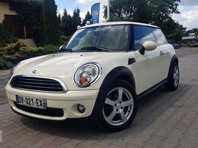 used Mini ONE II 1,6 Benzyna 75KM