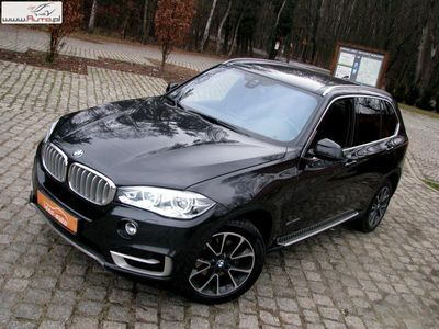 gebraucht BMW X5 3dm3 258KM 2016r. 39 000km *BEZWYPADKOWY*Bogate Wyposażenie*Roczna Gwarancja Techniczna*