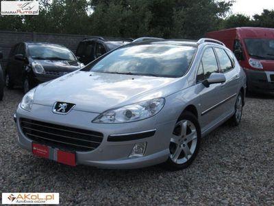 używany Peugeot 205 407 SW 2.0dm3 136KM 2005r.000km 2.0Hdi Navi,Automat JBL Extra stan